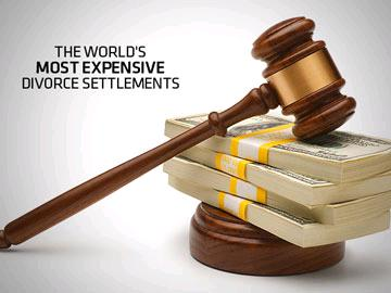 World's Most Expensive Divorce