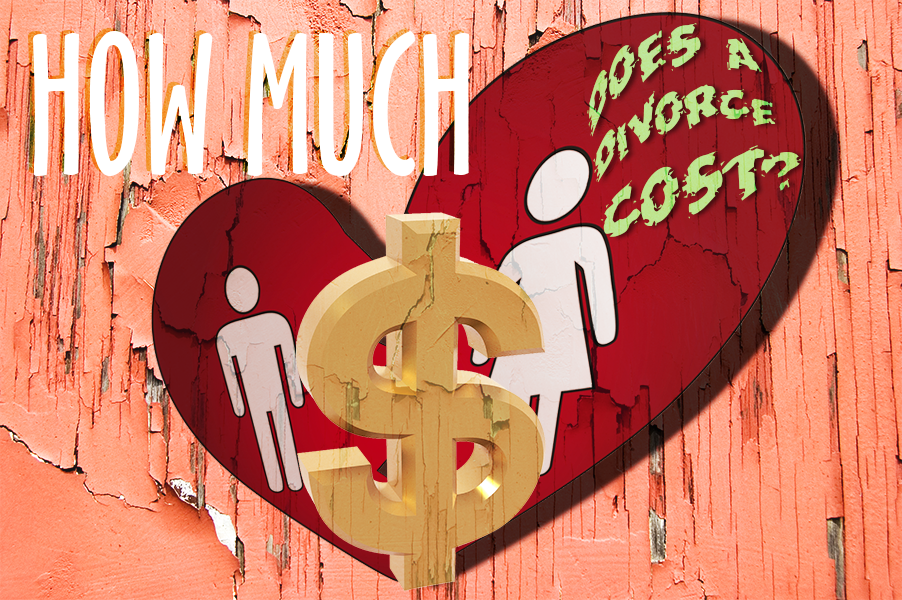 How Much Does It Cost To Get A Divorce in Australia?