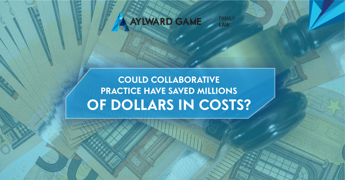 Could collaborative practice have saved millions of dollars in costs?