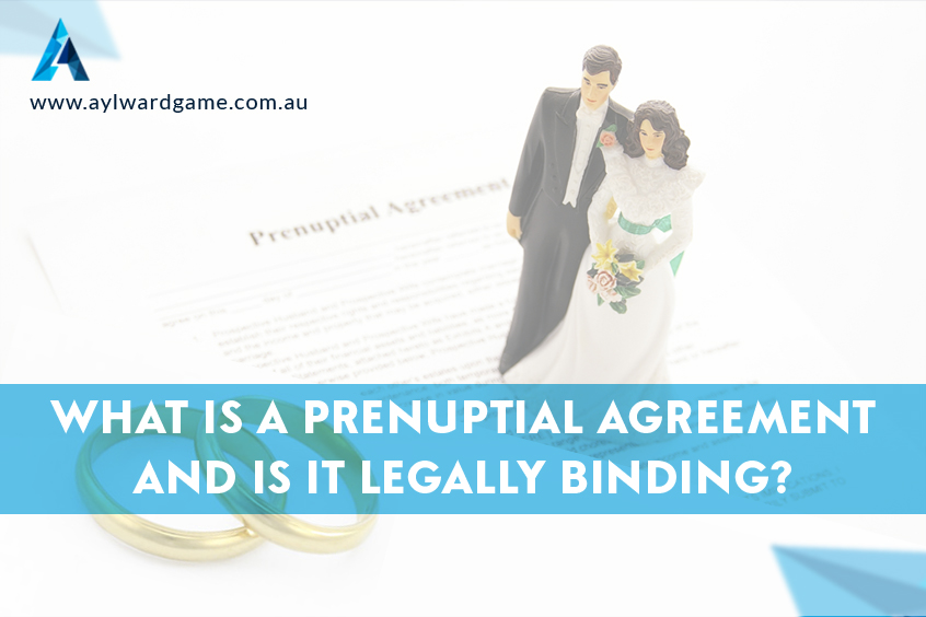 What Is a Prenuptial Agreement and Is It Legally Binding?