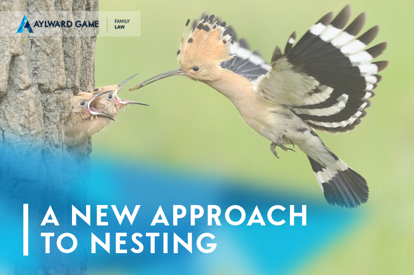 A New Approach To Nesting In Family Law