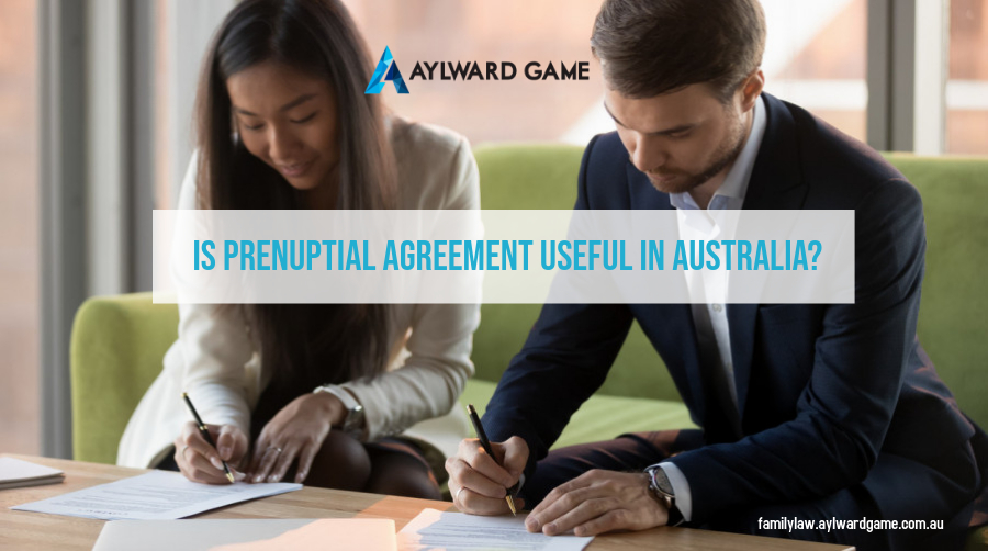 Is Prenuptial Agreement Useful in Australia?