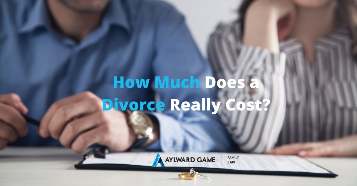 How much does a Divorce Really Cost?